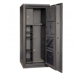 Cabinet for weapons Tytan 150 Gun Black