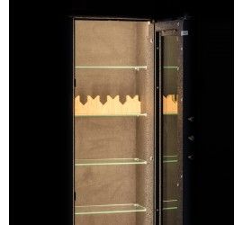 Safe cabinet for weapons Metalk Pancerglass Crocodile Premium Glass
