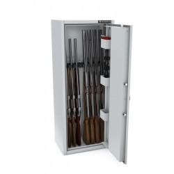 Szafa na 8 sztuk broni długiej MLB125P/4+4 STANDARD